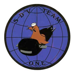 SEAL Delivery Vehicle TEAM ONE