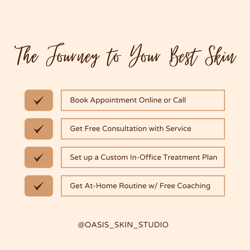 4 steps to your best skin!
