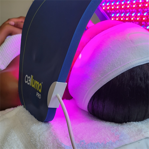 LED therapy with FDA-Cleared Celluma Device