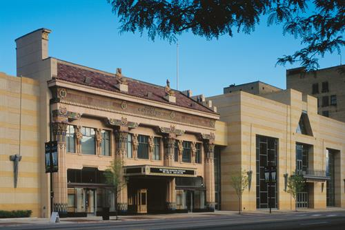 Ogden Eccles Conference Center & Peery's Egyptian Theater