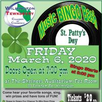 St. Patty's Day Music BINGO Bash