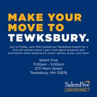 Make your Move to Tewksbury