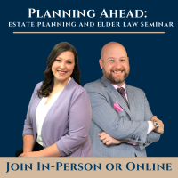 FREE Estate Planning Seminar - In-Person Event!