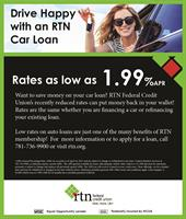 RTN Federal Credit Union - Tewksbury