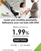 RTN Federal Credit Union - Tewksbury