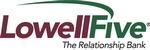 Lowell Five Bank Tewksbury