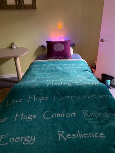 Reiki/IET Table