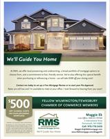 Maggie Ek, Residential Mortgage Services (RMS) NMLS 1707569 - Portsmouth