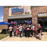 Ribbon Cutting - Meds & Moore Pharmacy, My Local Clinic Home