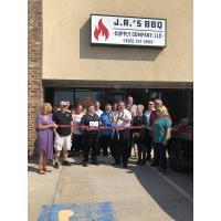 Ribbon Cutting - JR's BBQ Supply Company