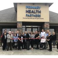 Ribbon Cutting - Primary Health Partners