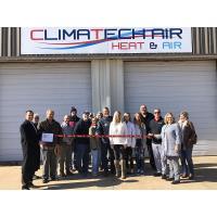 Ribbon Cutting - ClimaTech Heat & Air