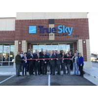 Ribbon Cutting - True Sky Credit Union (4th Street)