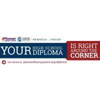 Earn an accredited high school diploma through library initiative