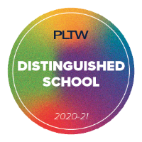 MNTC Named a 2020-21 PLTW Distinguished School