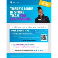 AT&T Retail Hiring Event