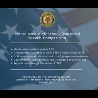 National High School Oratorical Contest