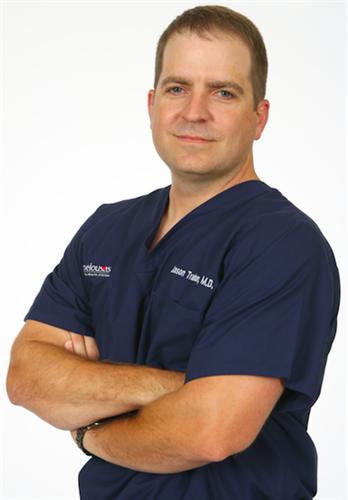 Dr Jason Trahan