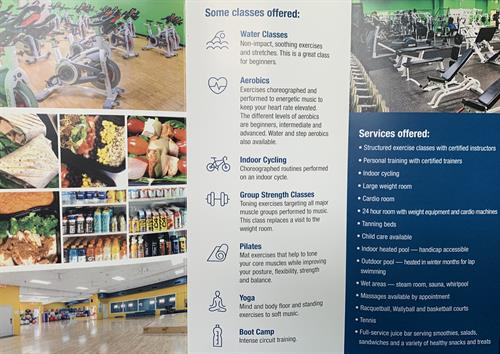 Brochure Information