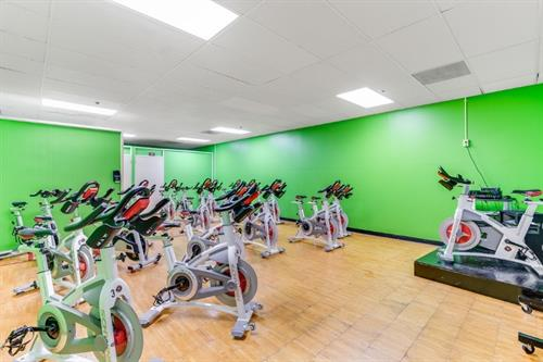 Cycle/Spinning classes