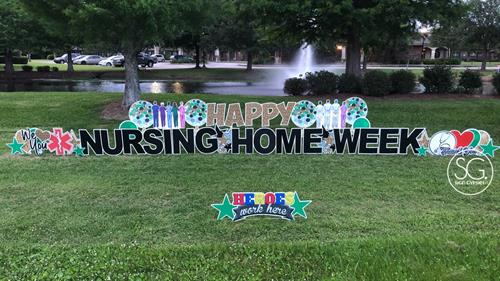 Nursing Home Week Celebration