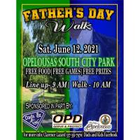 Dads and Kids Presents 1st Annual Community Father's Day Walk