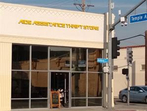 AIDS Assistance Thrift Store