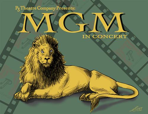 MGM in Concert Logo