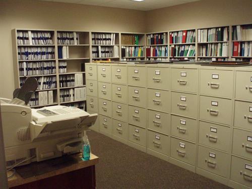 File/Storage Room