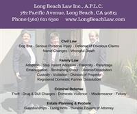 Long Beach Law legal services