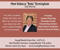 Attorney Reba Birmingham