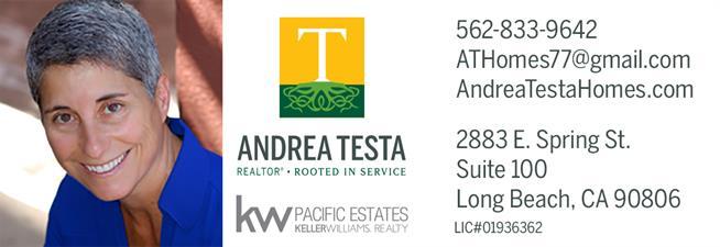 Andrea Testa, Realtor at Keller Williams Pacific Estates