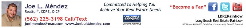 Coldwell Banker-Coastal Alliance  Joe Mendez