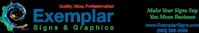 Exemplar Signs & Graphics