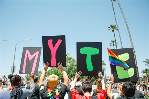 Long Beach Pride 2017 - MYTE Youth Program