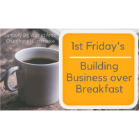 1st Friday's - Building Business Over Breakfast via ZOOM
