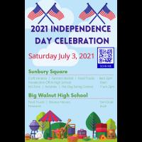 2021 Independence Day Celebration!