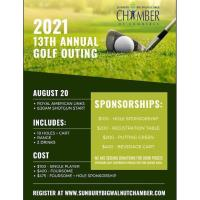 13th Annual Chamber Golf Outing!