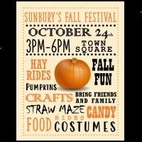 Sunbury's Fall Festival