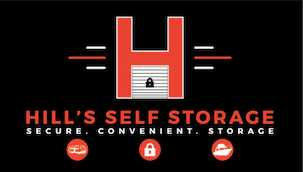 Hill's Self Storage