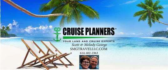 Cruise Planners Scott & Melody George