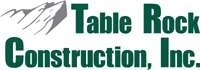 Table Rock Construction, Inc.
