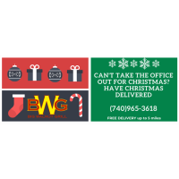 We can Deliver for the holidays!