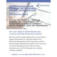 Supercharge Your Revenue with Search Engine Optimization