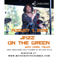 Jazz on the Green with Hazel Miller