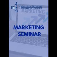 Seminar: Marketing Plan Essentials with Jessie Esparza