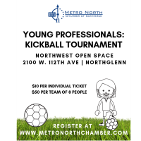 Young Professionals: Kickball Tournament