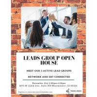 Leads Group Open House