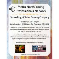 Metro North Young Professionals Network- Nonprofit Giveback