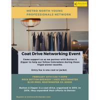 Metro North Young Professionals Network- Coat Drive